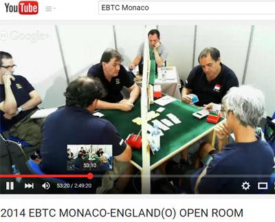 EBL monaco vs england